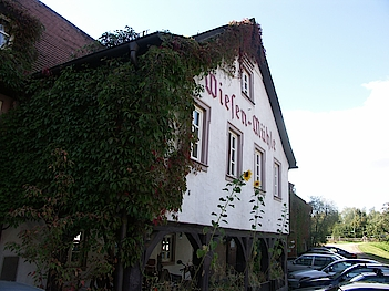 Restaurant Mühlenstube